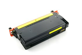 Samsung CLP-620/ CLP-670 yellow Toner, kompatibel
