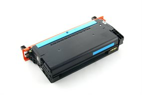 Samsung CLP-620/ CLP-670 cyan Toner, kompatibel