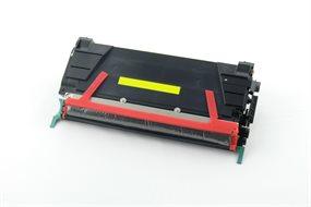 Lexmark C734dw/ C734dn yellow Toner, kompatibel