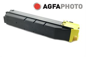 Kyocera Taskalfa 2550ci yellow Toner, kompatibel